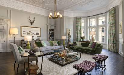 The Balmoral unveils renovated Glamis Suite in Edinburgh