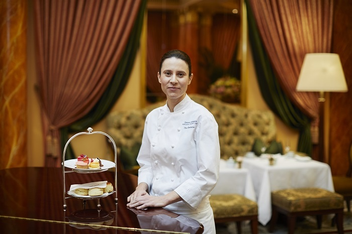 Barber appointed executive pastry chef at the Dorchester