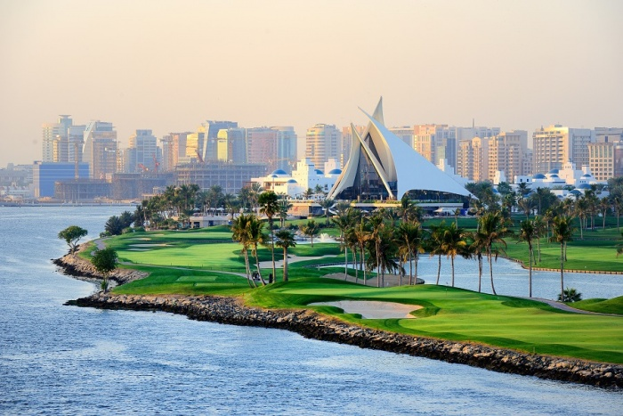 The Dubai Creek Golf Yacht Club NS