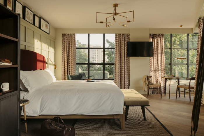 Accor creates new lifestyle business with Ennismore