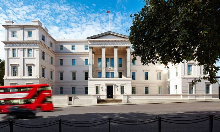 Geddes takes up hotel manager role at the Lanesborough