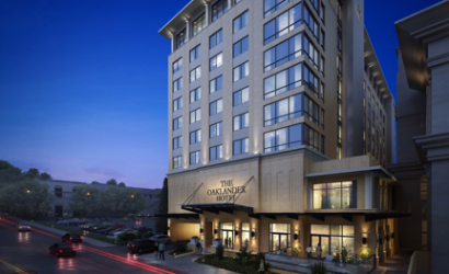 Construction begins on The Oaklander Hotel, Oakland