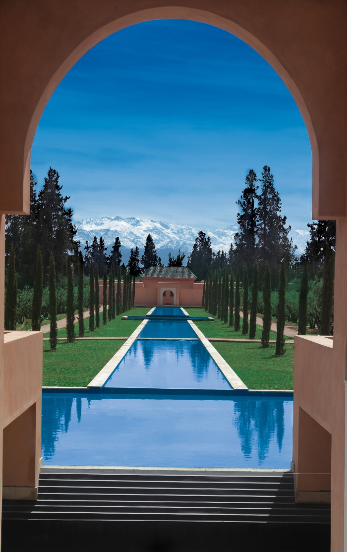 The Oberoi Marrakech, Morocco to open in 2017