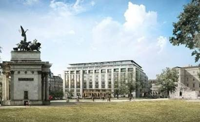 Grosvenor submits plans for the Peninsula London