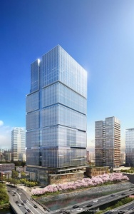 Luxury Collection opens first Tokyo property