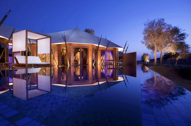 Ritz-Carlton Ras Al Khaimah, Al Wadi Desert, opens to first guests