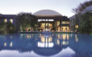 Innovative new website for Saxon Hotel, South Africa