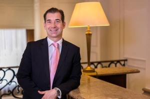 Fischer takes over leadership of Corinthia Hotel London