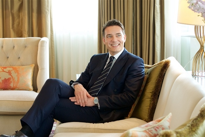 Kochs takes over leadership of Corinthia Hotel London