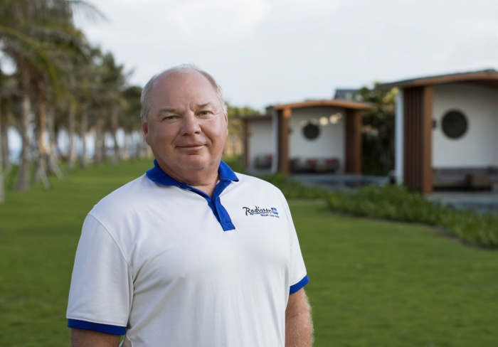 Tichy to lead Radisson Blu Resort Cam Ranh Bay, Vietnam