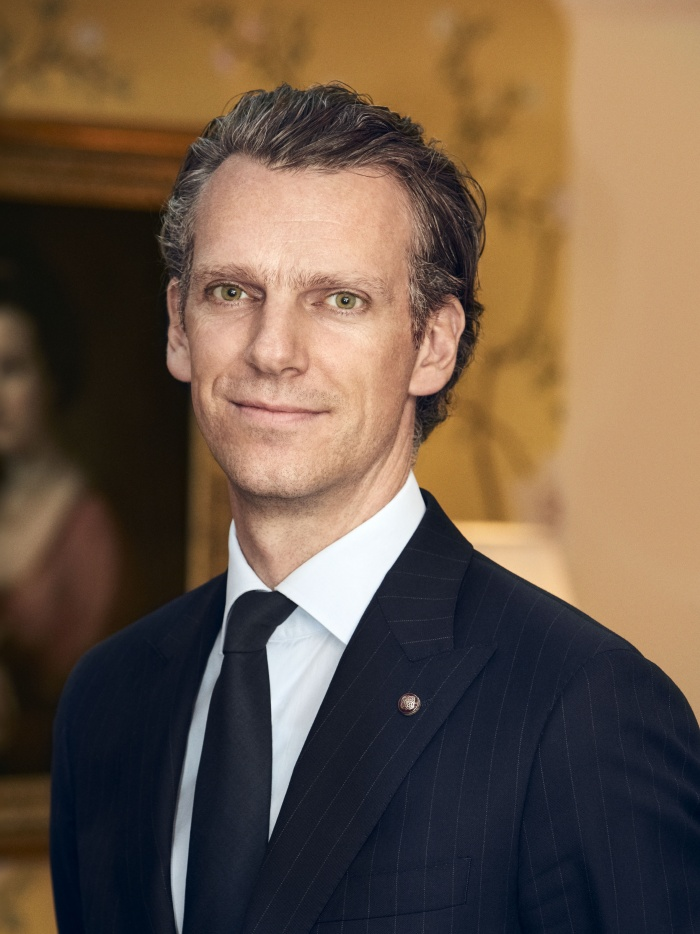 Gruenert takes over as Oetker Collection chief executive