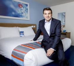 New chief executive for Travelodge