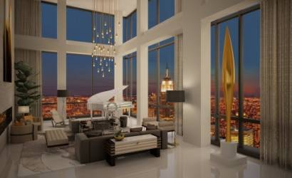 Trump SoHo New York unveils $50m presidential penthouse