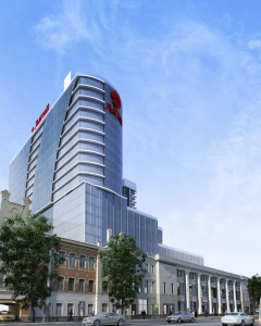 Voronezh Marriott Hotel scheduled to open in 2015