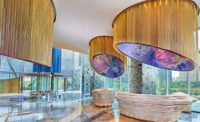 W Chengdu opens to first guests in China