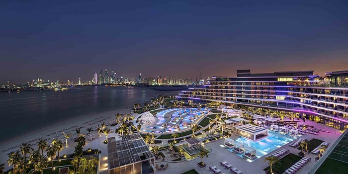 W Dubai – The Palm brings new taste of luxury to Middle East