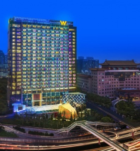 W Hotels continues expansion in China