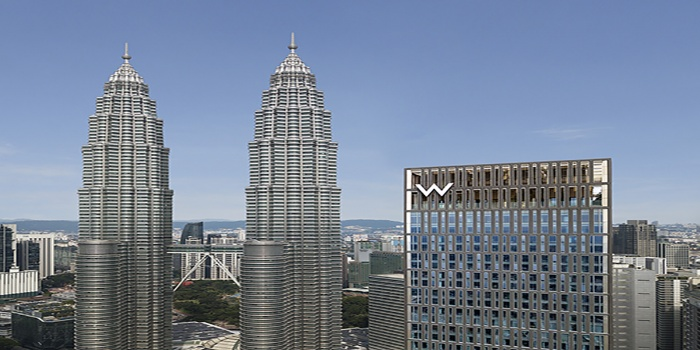 W Kuala Lumpur takes brand into Malaysia for first time