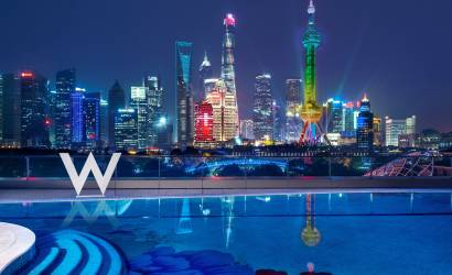 W Shanghai – The Bund opens in China