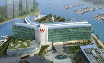 W Hotels opens latest property in Singapore
