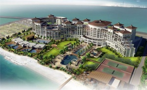 Waldorf Astoria Dubai Palm Jumeirah receives first guests