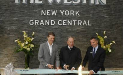 Westin Hotels announces grand opening of flagship Manhattan property
