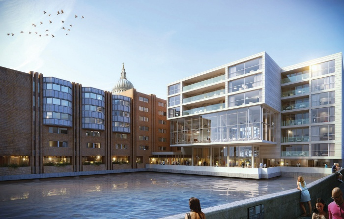 Westin brand set to debut in United Kingdom with London property