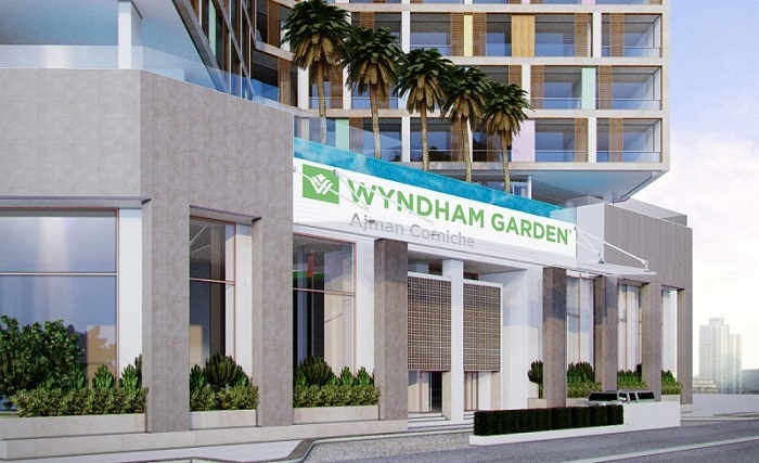 Wyndham Garden Ajman Corniche set for 2017 debut in United Arab Emirates