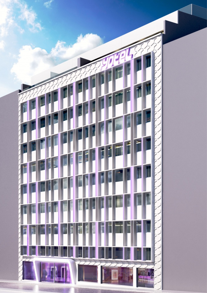 Yotel Porto to open next year in Portugal