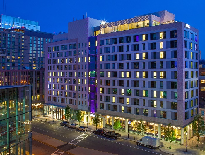 Starwood Takes $250M Stake In Small-Space Hotel Co. Yotel