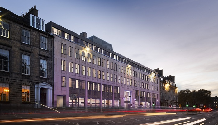 Yotel unveils plans for new Edinburgh property