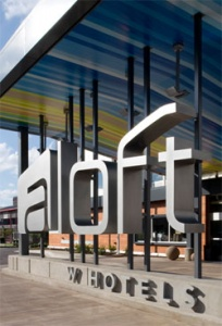 Aloft Liverpool opens its doors