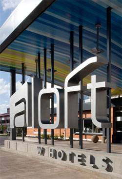 Aloft enhances in-room entertainment
