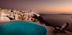 Alta Vista Suites, a brand new hotel on Santorini