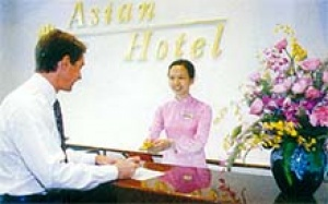 Asia hotel room rates up 4%