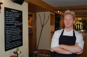 New Chef At The Bell At Skenfrith