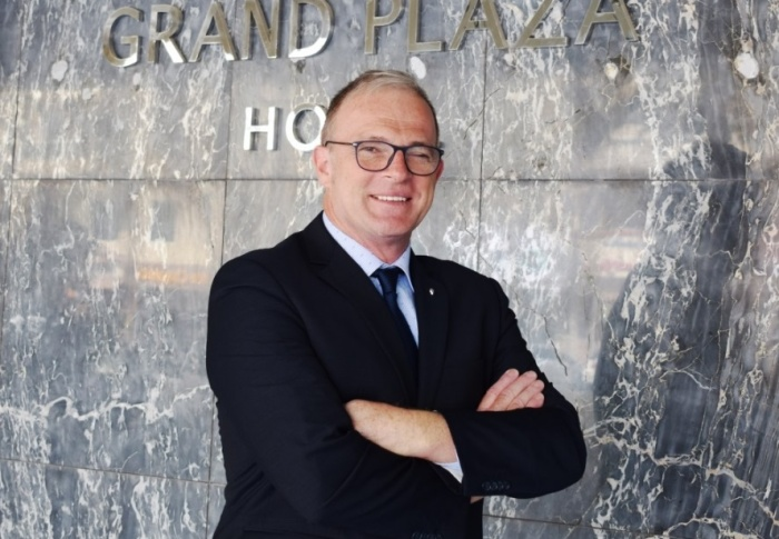 Fantoli appointed general manager at Time Grand Plaza Hotel, Dubai