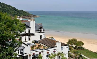 Massey Partnership to represent Carbis Bay Hotel, Cornwall
