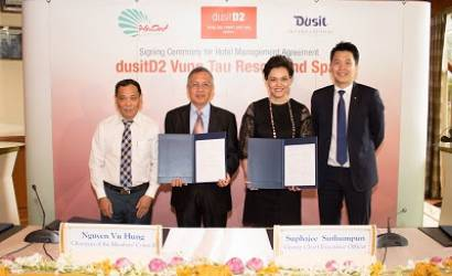 Dusit International signs on for operate dusitD2 Vung Tau, Vietnam