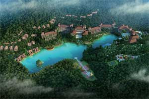 Dusit Devarana Hot Springs set to open in Zhuzhou