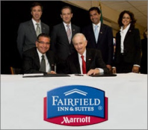 Marriott International introduces Fairfield Brand to Asia