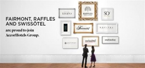 Fairmont joins forces with AccorHotels Group