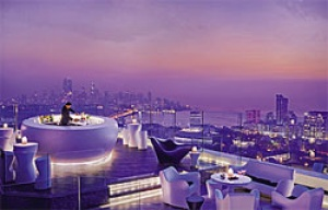Introducing AER, Mumbai's Highest Rooftop Bar ~ To Open On Top Of Four Seasons Hotel Mumbai