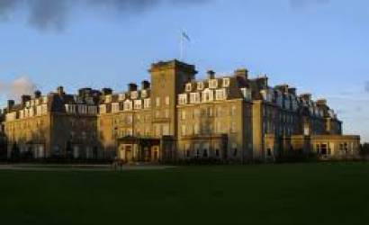 Gleneagles welcomes golfing world to Ryder Cup