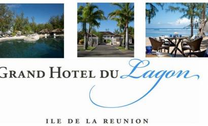 Grand Hotel Du Lagon, Reunion Island's first 5 star hotel.