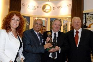 The legendary Gulf Hotel triumphs by winning World Travel Award's Bahrain's Leading Hotel