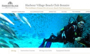 Harbour Village Beach Club launches new website