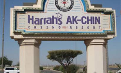 Ak-Chin Grants Contract Extension for Harrah's Entertainment Unit to Manage Phoenix-Area Hotel-Casin