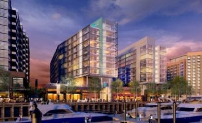Hilton and Hyatt plan dual hotel at The Wharf
