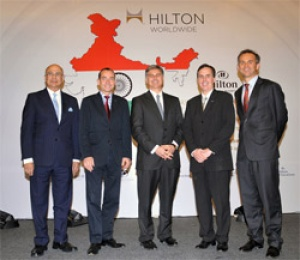 Hilton to triple operating assets by 2012